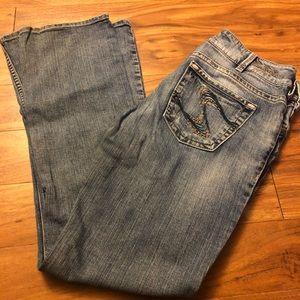 Silver jeans suki bootcut 30/32